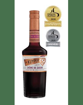 De Kuyper Creme de Cacao Dark 20º
