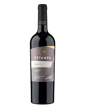 Vino Estampa Reserva Carmenère