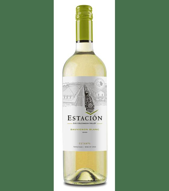 Vino Estampa Varietal Estación Sauvignon Blanc