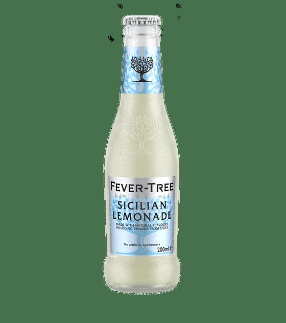 Fever Tree Sicilian Lemonade ( 24 unidades)