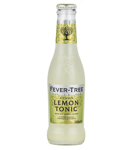 Fever Tree Sicilian Lemon Tonic (24 unidades)
