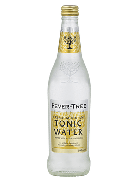 Fever Tree Indian Tonic 500cc (8 unidades)