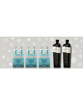 Navidad con Fifty Pounds & Fever-Tree Mediterranean