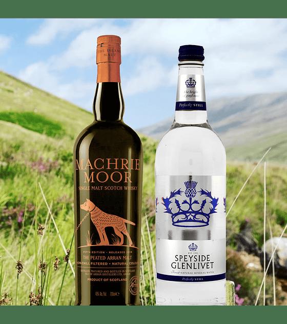 Promoción Arran Machrie Moor y Speyside Glenlivet