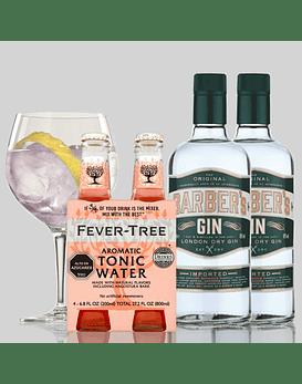 Día del Padre con Gin Barber's, Fever-Tree & Spigelau