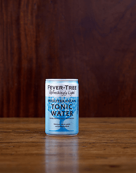 Fever-Tree Refreshingly Light Mediterranean Tonic 150cc (24 unidades)