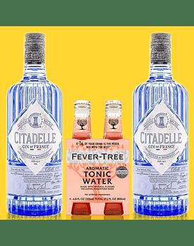 Pack Gin Citadelle & Fever-Tree Aromatic Tonic