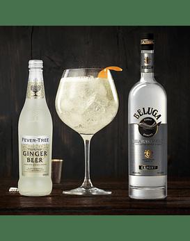 Beluga Vodka Moscow Mule