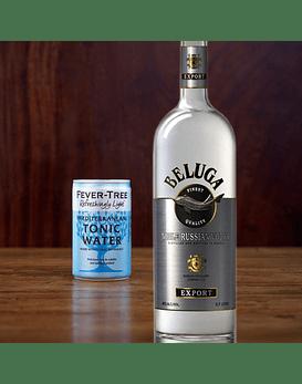 Beluga Vodka Mediterranean Light Tonic