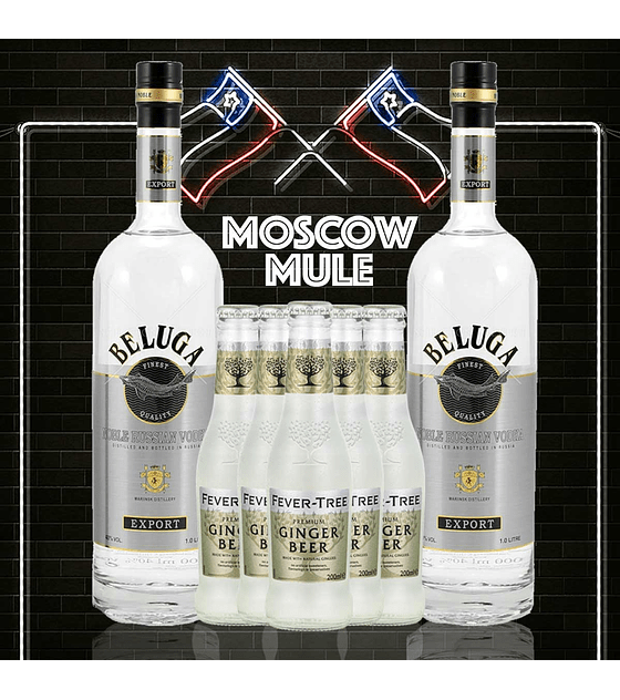 Pack Moscow Mule