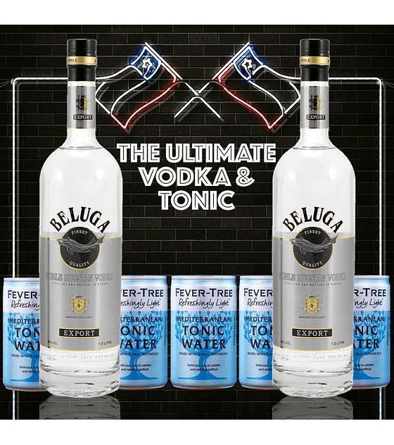 Pack The Ultimate Vodka & Tonic