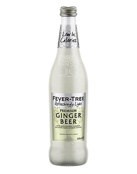 Fever Tree Ginger Beer Ligth 500cc (8 unidades)