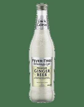 Fever Tree Ginger Beer Ligth 500cc (8 unidades)