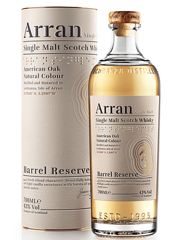 Arran Single Malt Barrel Reserve 43º