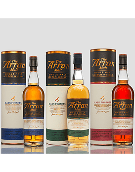 Pack Arran Cask Finishes