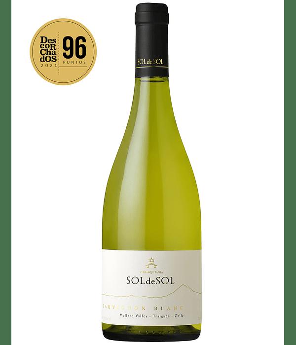 SOLdeSOL Sauvignon Blanc 2019