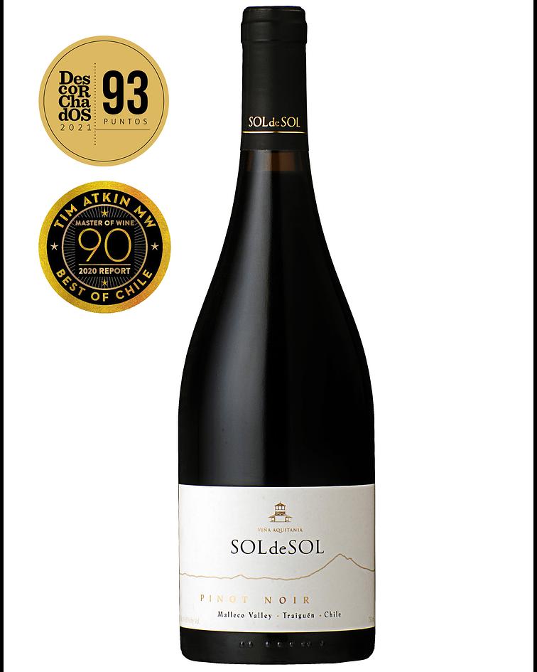 SOLdeSOL Pinot Noir 2014