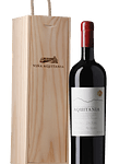 AQUITANIA Cabernet Sauvignon 2018 Magnum Con Caja de Madera