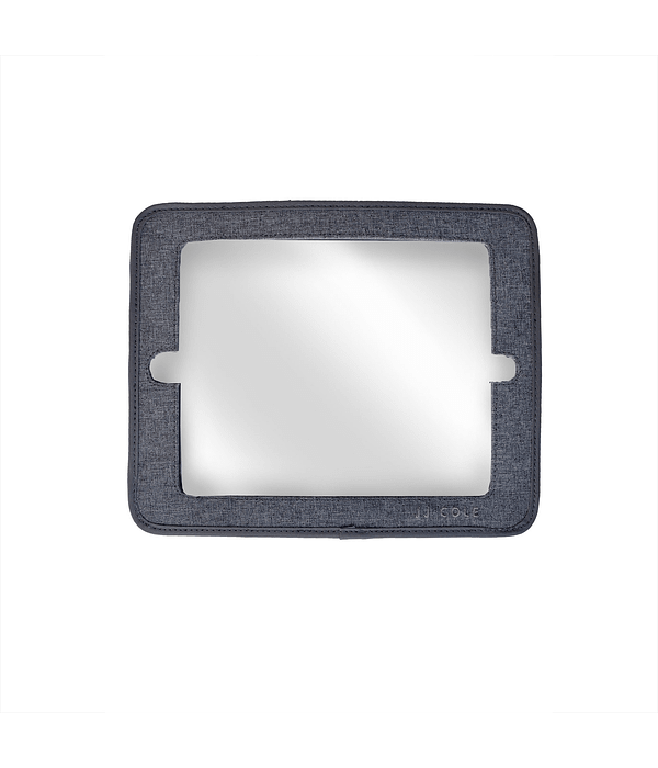 JJcole Espejo retrovisor 2 in 1 Gray Heather