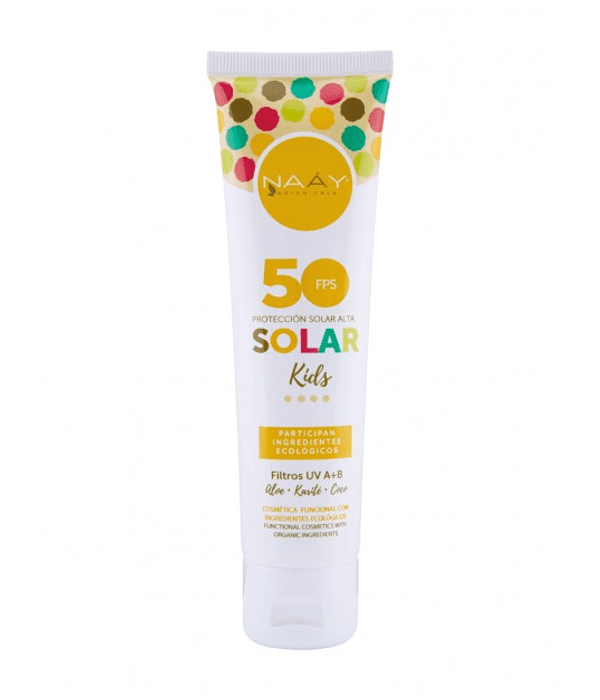 Naay Leche Solar Kids 100 ml FPS 50