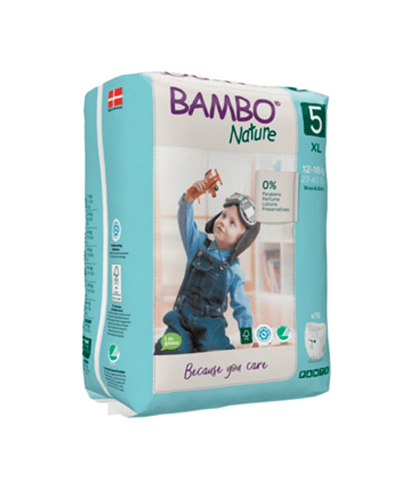 Bambo Nature Eco5 Pants 12-18 kg 19/U