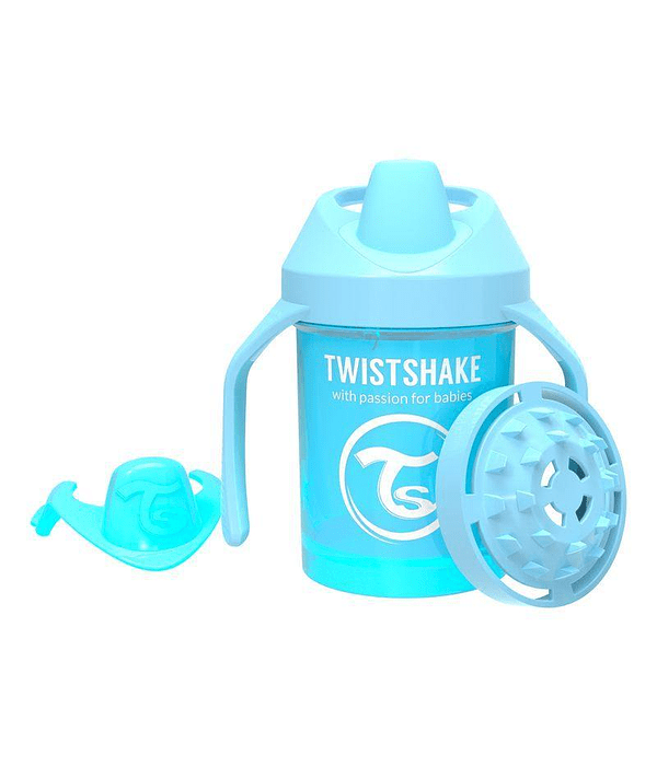 Twistshake Vaso Mini Cup Celeste 230 ml