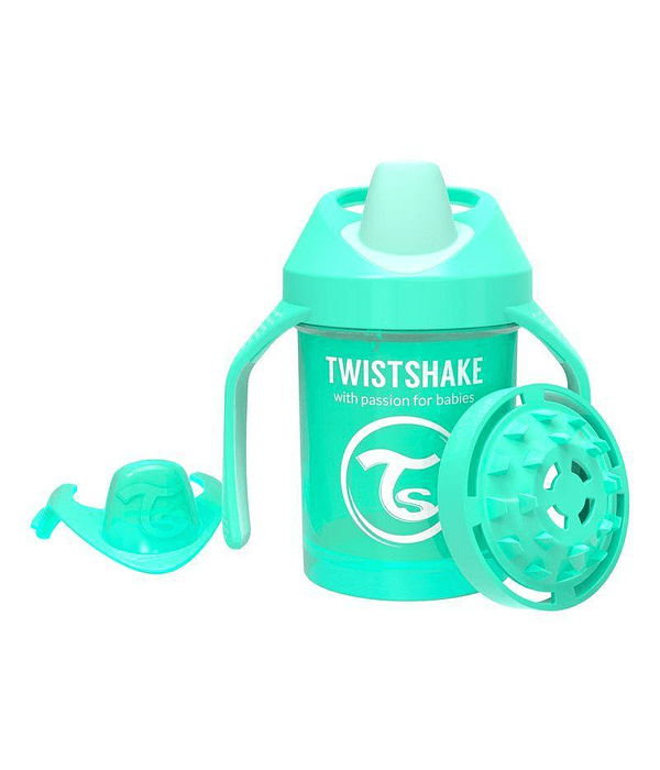 Twistshake Vaso Mini Cup Verde 230 ml
