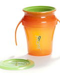 Wowcup Vaso Juicy Baby Naranjo 207 ml