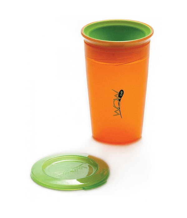 Wowcup Vaso Juicy Naranjo 266 ml