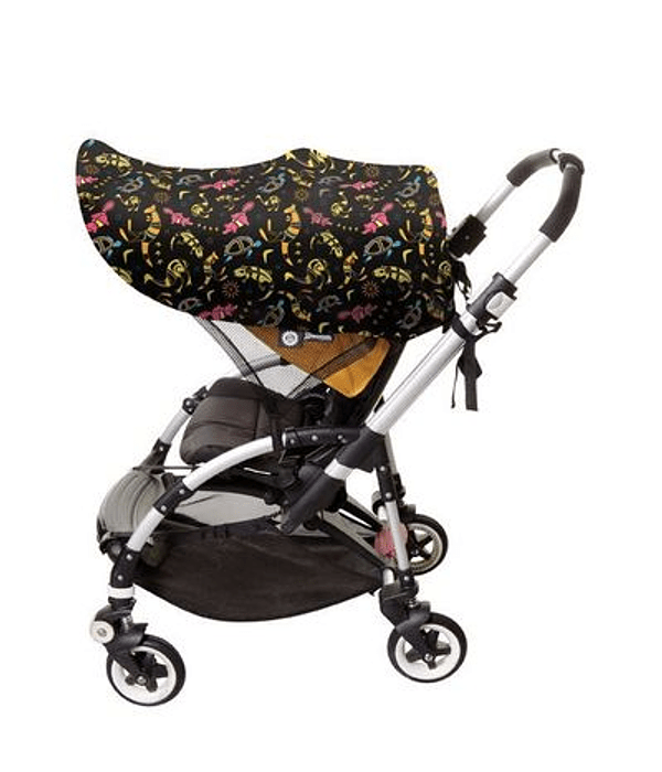 Dreambaby Visera para Coches Estampado Animalitos