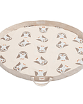 3 Sprouts Play Mat Buho Blanco