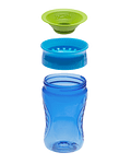 Wowcup Vaso Kids Tritan Azul 296 ml