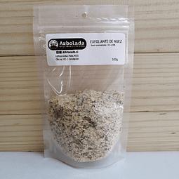 Exfoliante de Nuez 100g