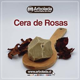 Cera de Rosa Damascena 50g