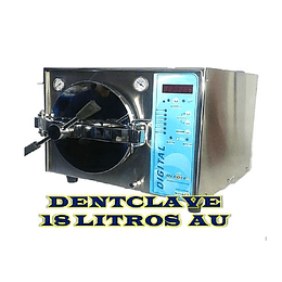 Autoclave Dentaclave 18 lt Digital
