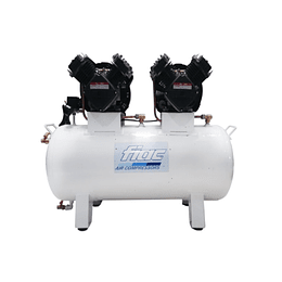 Compresor de 4  HP Fiac Libre de aceite