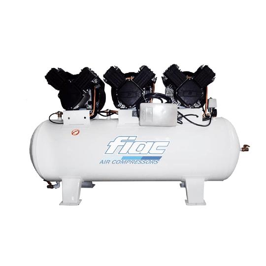 Compresor de 6 HP Fiac 690 Libre de aceite