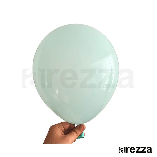 Globo Verde Pastel 10