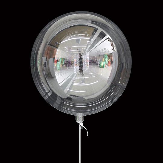 Globo Burbuja 18