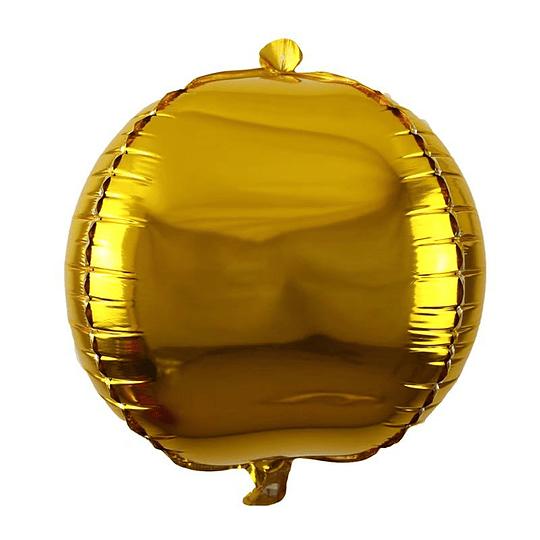 4D Foil Dorado 22