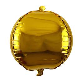 """4D Foil Dorado 22"""""""