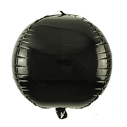"4D Foil Negro 22"""