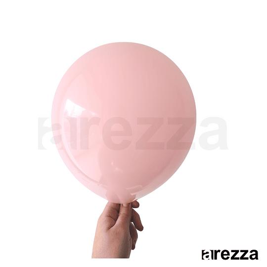 Globo Rosa Pastel 10