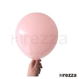 """Globo Rosa Pastel 10"""""""