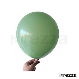 "Globo Eucalipto Tierra 12"""