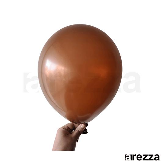 Globo Cacao Tierra 12