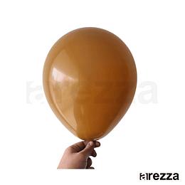 "Globo Roble Tierra 12"""