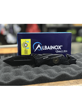 Cortapluma táctica Albainox  Mod. Seals