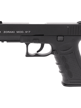 Zoraki mod 917 Black cal 9 mm fogueo