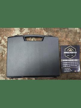 Caja plástica Armas Panaro